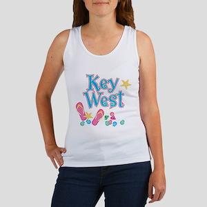 Key West Flip Flops - Women's Tank Top