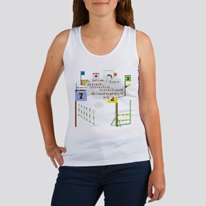 Snooker Math Women's Tank Top