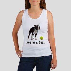 Boston Terrier Life Women's Tank Top