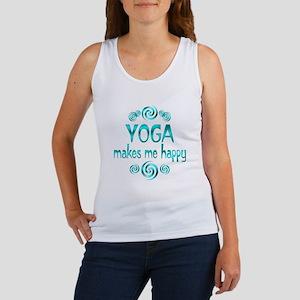Yoga Happiness Women's Tank Top