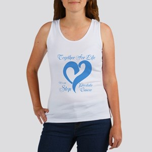 Personalize Prostate Cancer Women's Tank Top