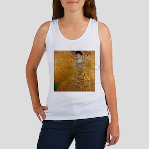 Klimt Portrait of Adele Bloch-Bauer Women's Tank T