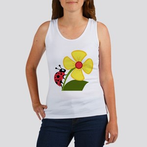 Ladybug Women's Tank Top