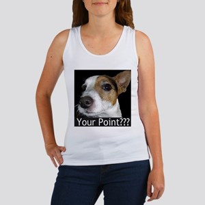 JRT Your Point? Women's Tank Top