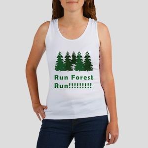 Run Forest Run Women's Tank Top