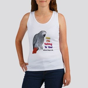 Hey, I'm talking to you! LOL Tank Top