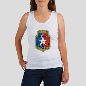 USS Texas (CGN 39) Tank Top
