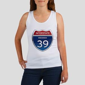 Interstate 39 Tank Top
