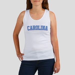 North Carolina - Jersey Tank Top