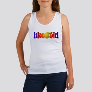 Island Girl Women's Tank Top