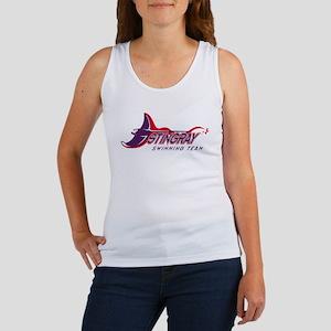 Stingray Swim Team Women's Tank Top