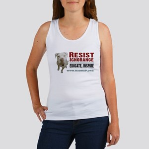 Resist Ignorance Women's Tank Top