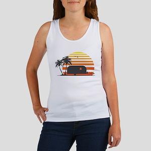 California Streamin' Women's Tank Top