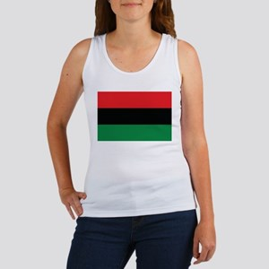 The Red, Black and Green Flag Tank Top