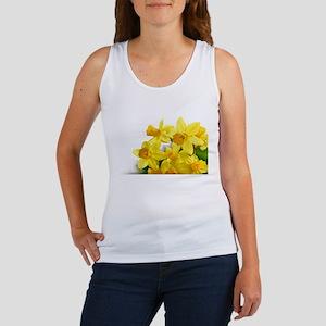 Daffodils Style Tank Top
