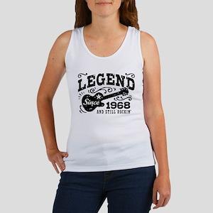 Legend Since 1968 Women's Tank Top