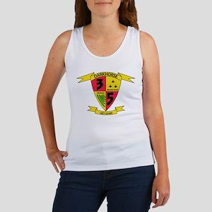 3rd Battalion 5th Marines Women's Tank Top