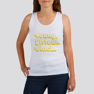 Young, Gifted & Black. Tank Top
