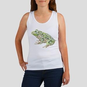 Filligree Frog Tank Top
