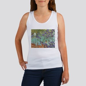 Van Gogh Irises Women's Tank Top
