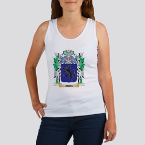 Abba Coat of Arms - Family Crest Tank Top