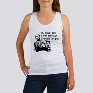 A different tone. Tank Top