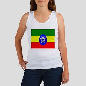Flag of Ethiopia Tank Top