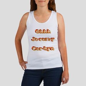 Jeremy Corbyn T-shirt design Tank Top
