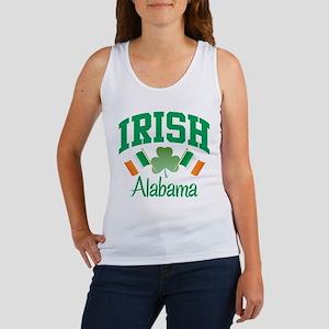 IRISH ALABAMA Women's Tank Top