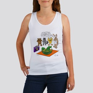 Tortoise and the Hare Revisited Women's Tank Top
