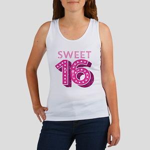 Sweet 16 Women's Tank Top