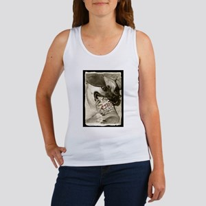 Puggle Peanut Butter Women's Tank Top