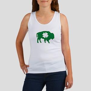 Buffalo Clover Women's Tank Top