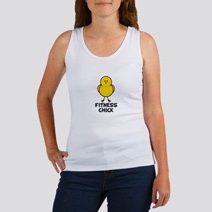 Fitness Chick Women's Tank Top