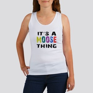 Moose THING Women's Tank Top