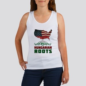 American Hungarian Roots Tank Top