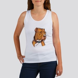 Pit Bull Beauty Women's Tank Top