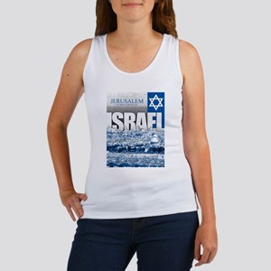 Jerusalem, Israel Women's Tank Top