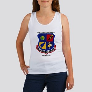 6987TH SECURITY GROUP Women's Tank Top