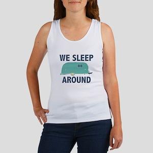 We Sleep Around Women's Tank Top