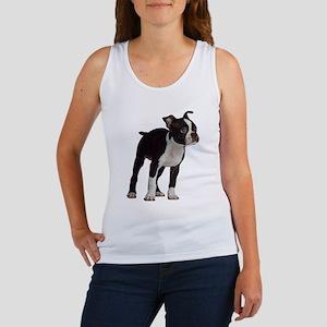 Boston Terrier Puppy Tank Top