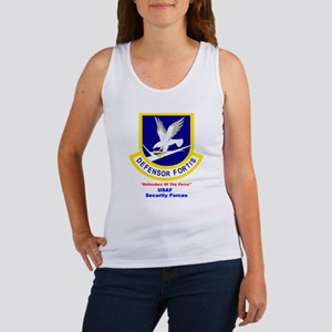 Security Forces Women's Tank Top