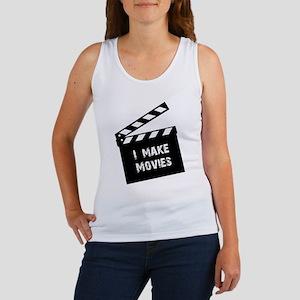 """I Make Movies"" Women's Tank Top"