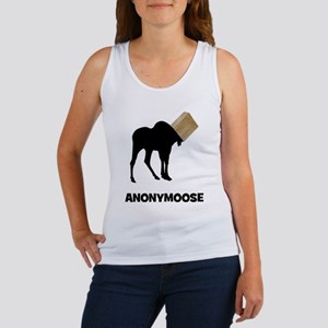 Anonymoose Women's Tank Top