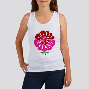 Cowsill Flower Logo Women's Tank Top