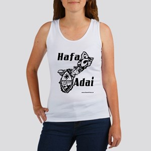 Hafa Adai Women's Tank Top