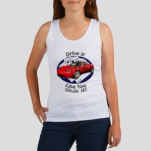 Tesla Roadster Women's Tank Top