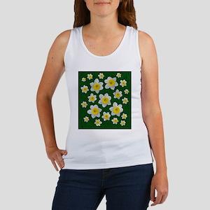 Spring Daffodils Tank Top