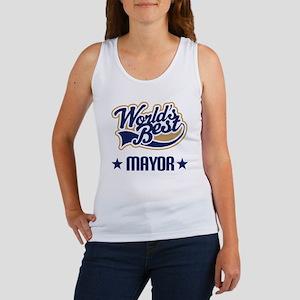 Mayor Gift Women's Tank Top