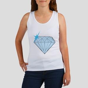 Diamond Women's Tank Top